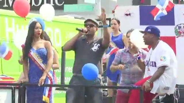 Dominicanos celebran orgullo quisqueyano en su desfile de Brooklyn