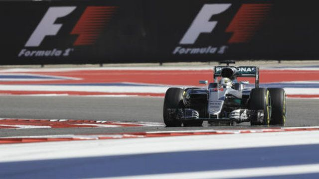 Rosberg denies settling for second in Austin