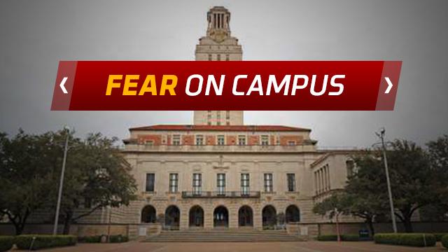 Spectrum News Report: Fear on UT Campus