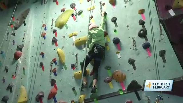 Brooklyn Boulders Encourages Kids to Climb to Fitness