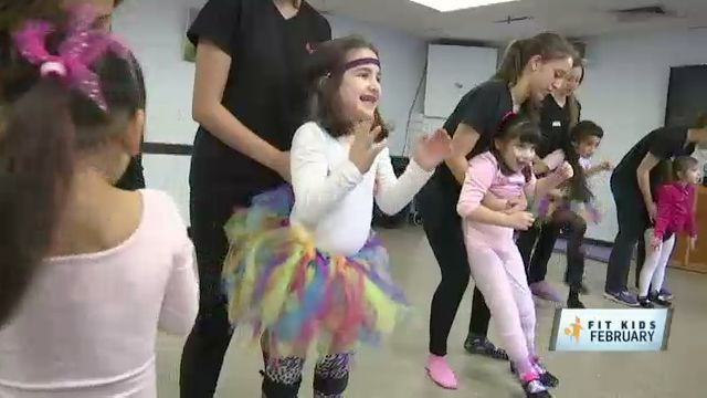 Fit Kids: Dance Workout Not Limiting for Those with Special Needs