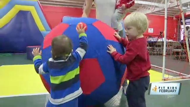 Fit Kids: S.I. Childrens Fitness Facility Keeps 'Em Moving
