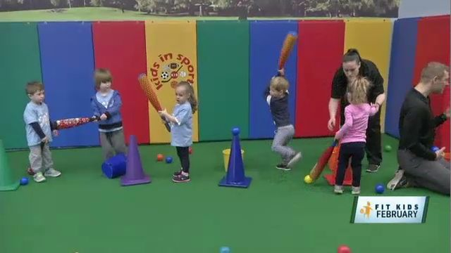 Fit Kids: Young Children Learn to Love Sports at Upper East Side Program