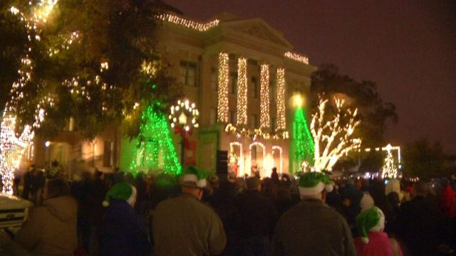 georgetown makes christmas destination list