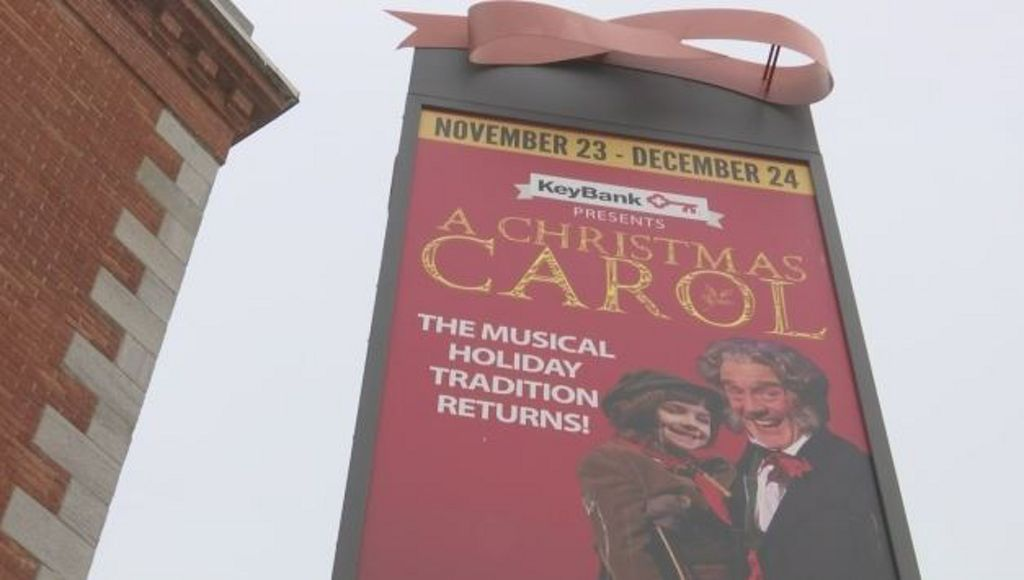 geva theatre hosts special showing of a christmas carol for veterans and their families