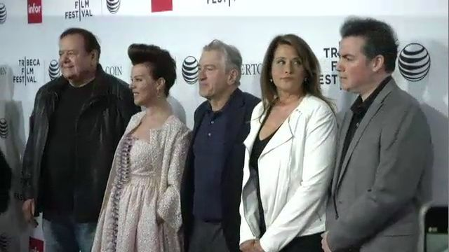 'Goodfellas' Cast Celebrates 25th Anniversary at Tribeca Film Festival