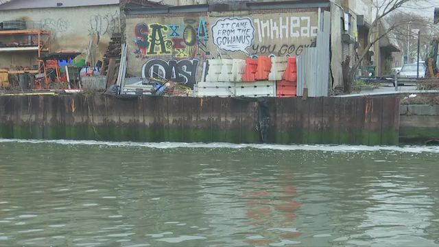 State Health Dept. Report Highlights Dangers of Being Exposed to Gowanus Canal