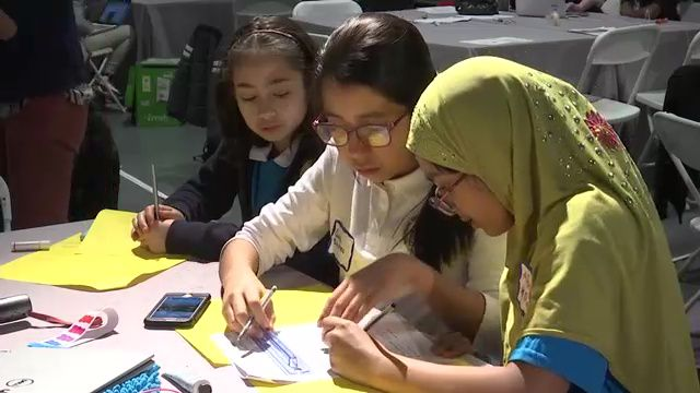 Teens Work to Develop Prototype for Intrepid Mobile App, at Largest City Public School Hackathon Ever
