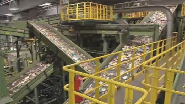 How NYC Works: Big Apple Recycling Centers Are Crushing it