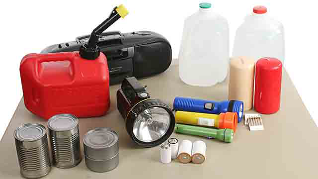 HURRICANE SUPPLY CHECKLIST