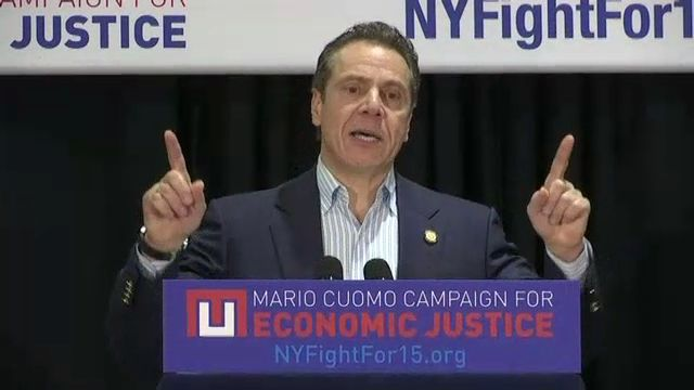 City Poll: In NYC, Cuomo's Public Approval Withstands Recent Turmoil in Albany