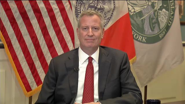 NY1 Online: Mondays With the Mayor from Staten Island