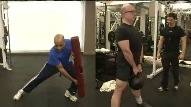 NY1 Online: Personal Trainer Takes a Look at How Errol Louis, Bob Hardt Stay Fit