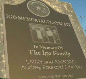 Igo Memorial Playscape