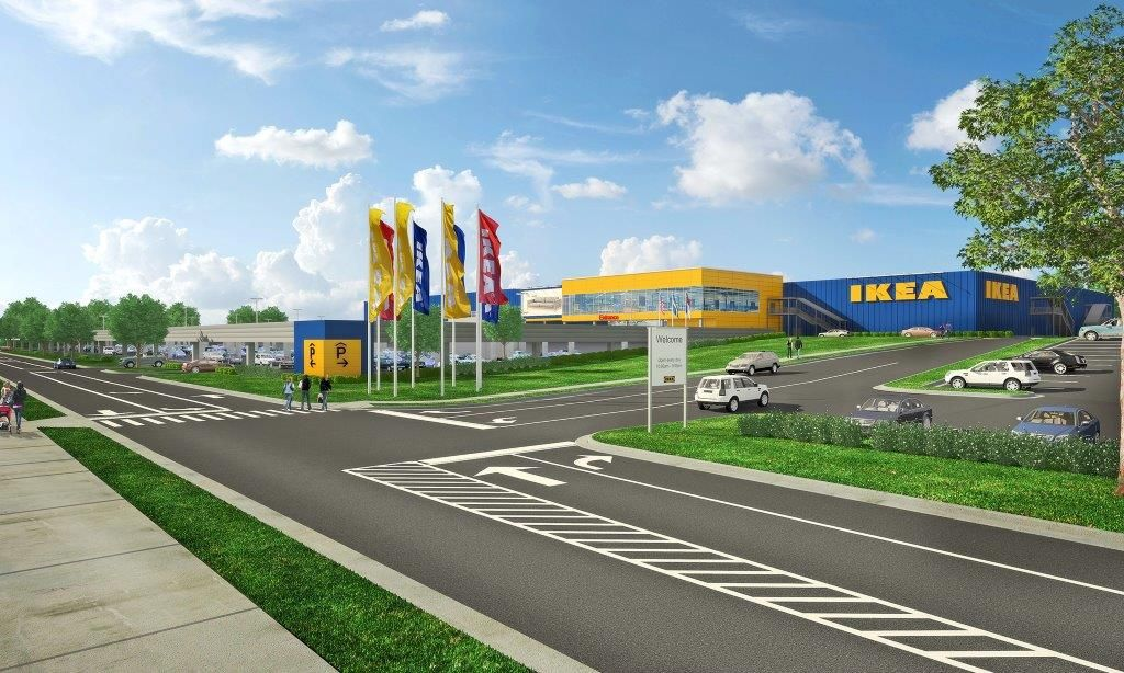 IKEA announces plan to open Cary location