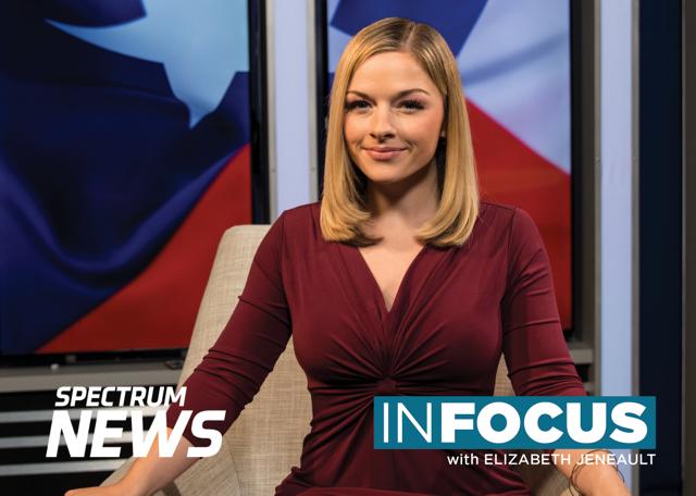 In Focus with Elizabeth Jeneault