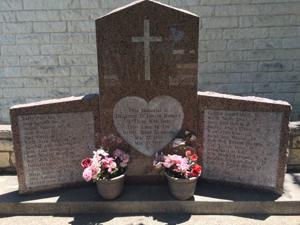 Jarrell Tornado Victim's Memorial