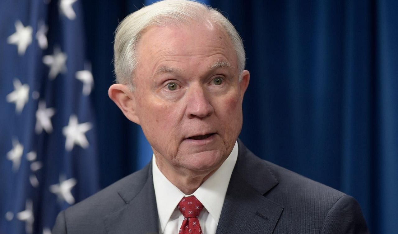 Four lines of possible questions for Attorney General Sessions