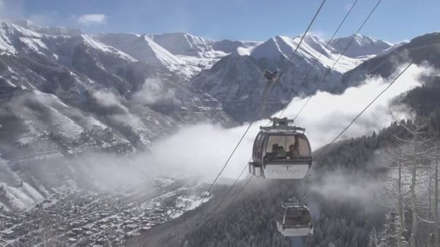 Colorado Gondola Serves Double Duty, Free of Charge