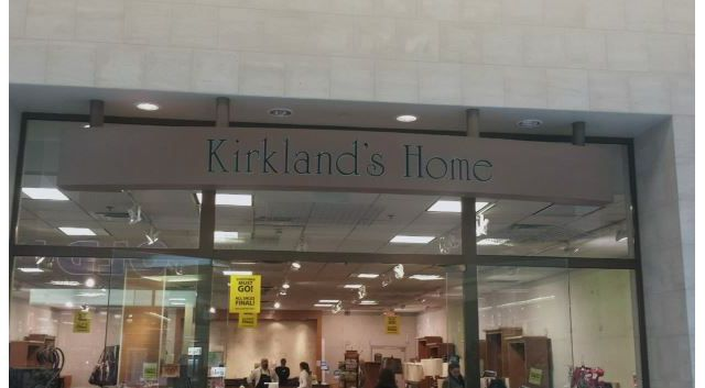 Kirklands Home Decor Store Closing at Greece Ridge Mall