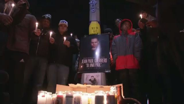 Suspect arrested in DJ Jinx Paul hit-run death