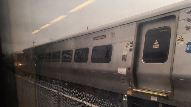 Power problem leaves 2 LIRR trains stranded in tunnel