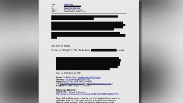 Mayor's Office Releases Hundreds of Pages of Emails Between de Blasio and 'Agent of the City'