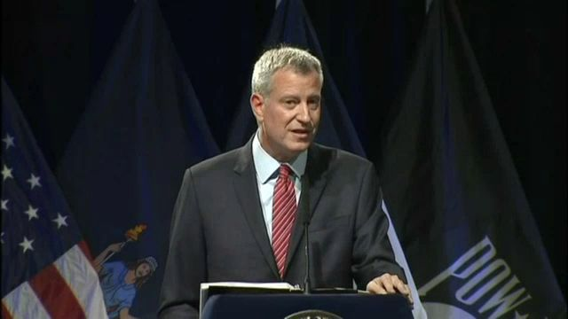 NY1/Baruch Poll: Mayor's Approval Rating Takes Hit After Tough Summer