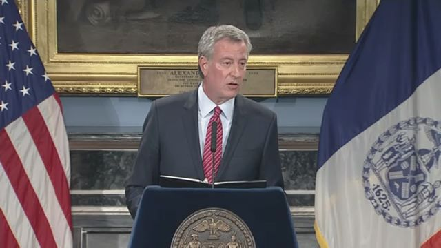 NYC Taxpayers to Foot Big Chunk of Mayor's Legal Bills