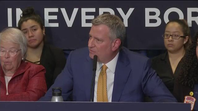 De Blasio Puts Out 'Fact Sheet' on Upcoming Meeting with Federal Prosecutors