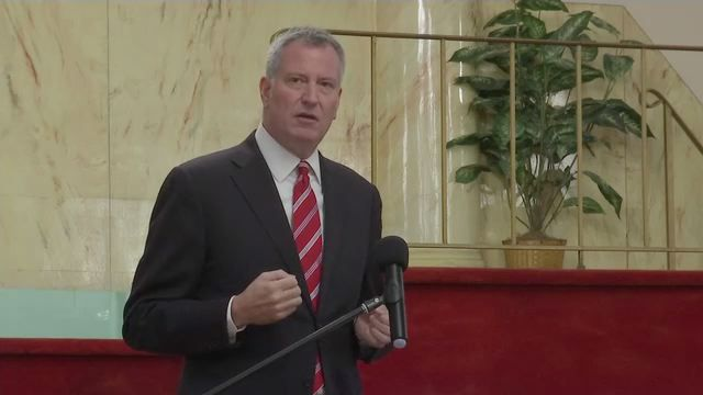 Under Mounting Pressure, de Blasio Says Outside Consultants will No Longer be Treated as 'Agents of the City' on 'Mondays with the Mayor'