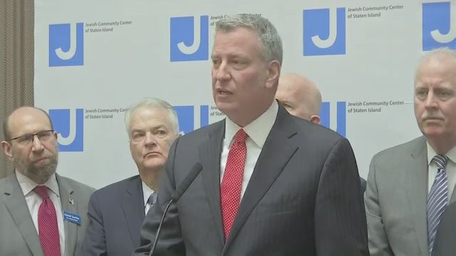 Mayor: Recent Jewish Center Bomb Threats 'Unsettling'