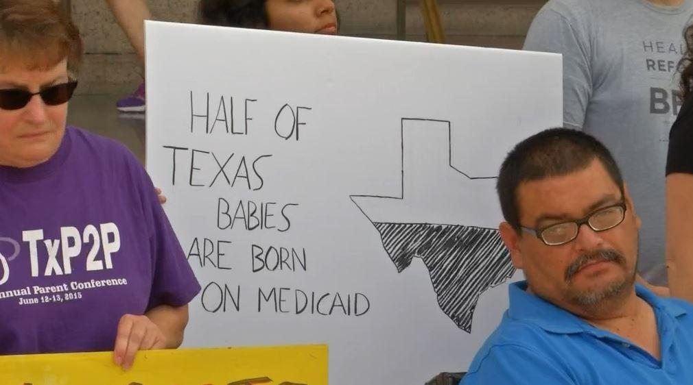 Texas special needs children caught in debate over cuts