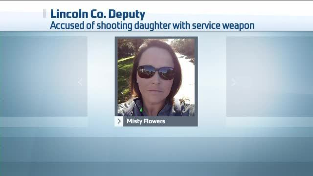 Lincoln County sheriff fires deputy who accidentally shot daughter over weekend