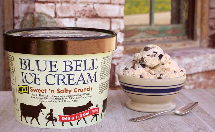 New Blue Bell flavor features best of both worlds