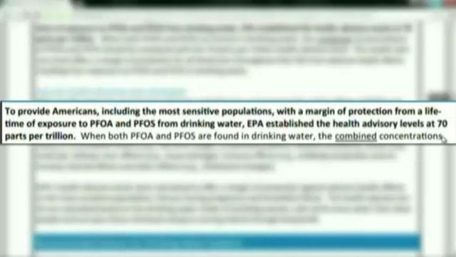 Newburgh Water Contaminant Now More Than Double EPA Guideline