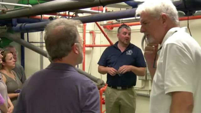 An Inside Look at Newburgh's Water Filtration Plant