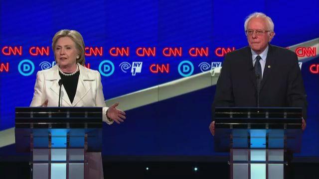 TWC News Online: Full Democratic Primary Debate Between Hillary Clinton, Bernie Sanders