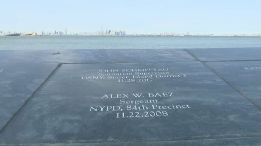 After NY1 Reports, a 9/11 Memorial Honors First Responders by Name