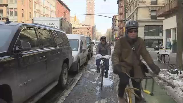 No Parking Anytime: Growth of Citi Bikes, Bike Lanes Cuts Thousands of Street Parking Spaces