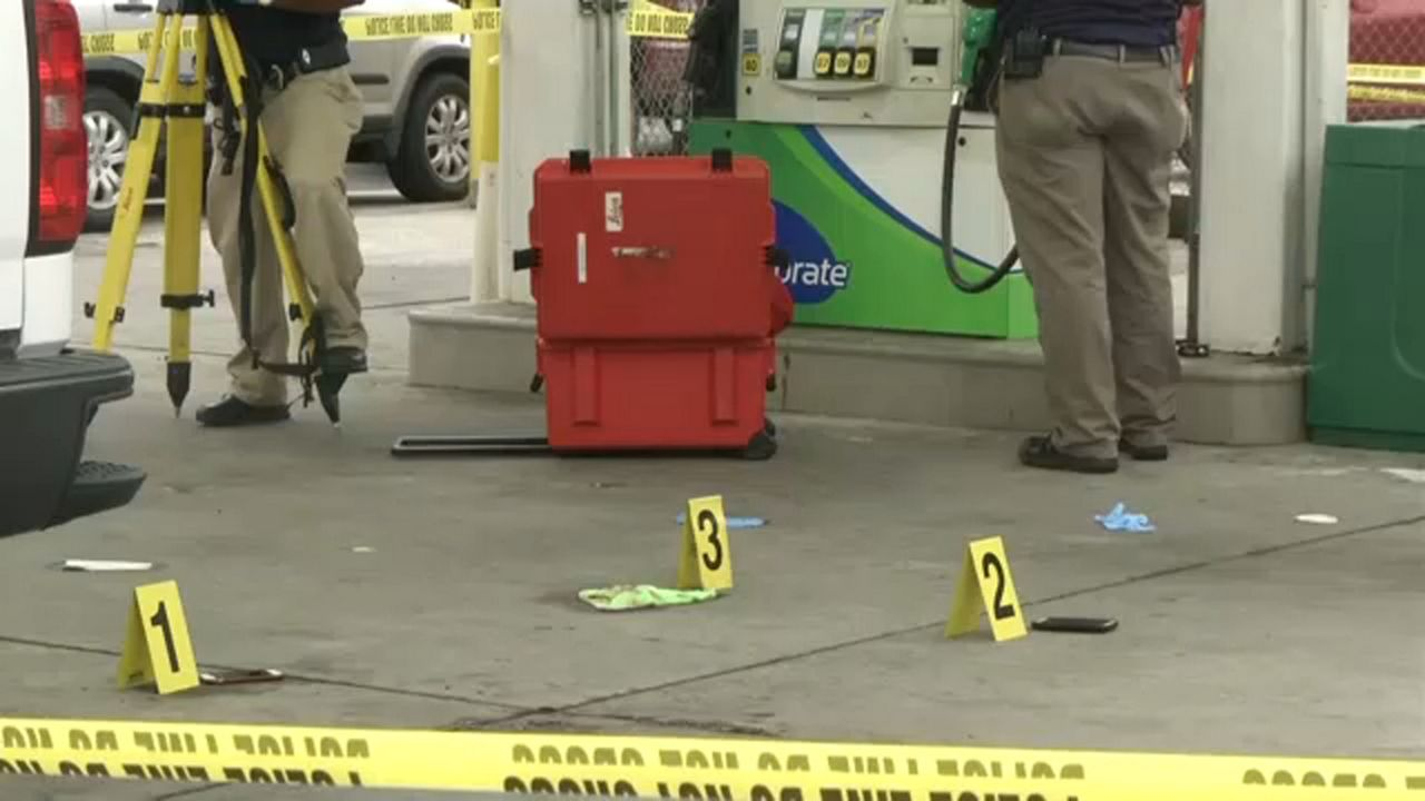 Police Investigating After Man is Fatally Shot at Brooklyn Gas Station