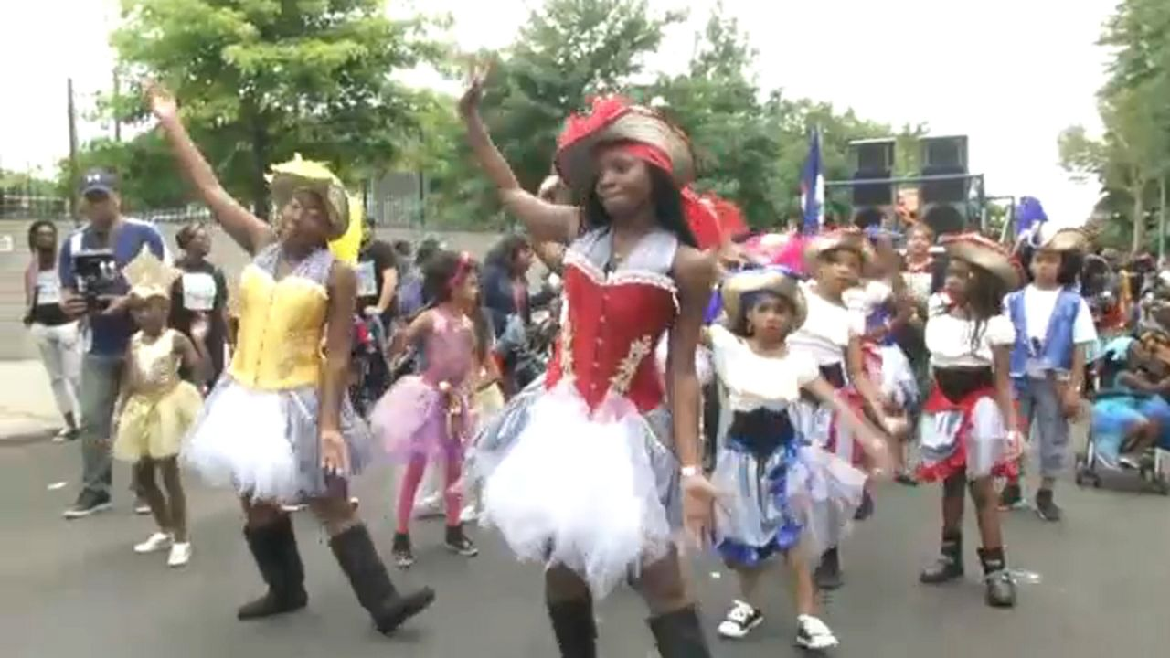 Kids take over Crown Heights, show Caribbean pride at Junior Carnival