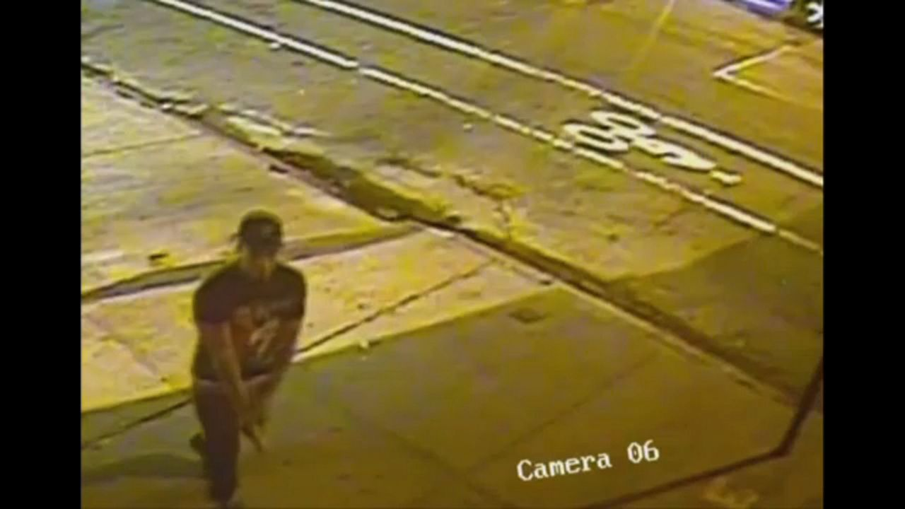 Police search for man they say is behind triple shooting in the Bronx