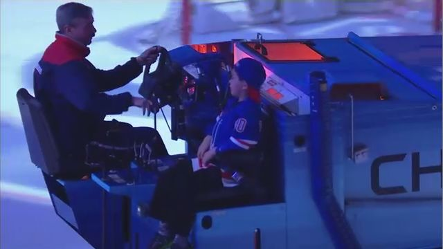 Zamboni Drivers Share Inside Beauties of Rangers, the Garden Over Past 25 Years