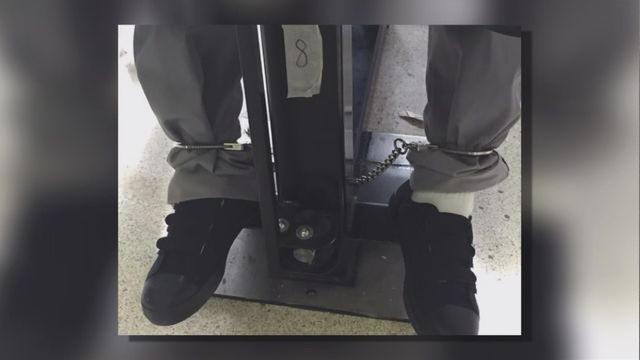 Sources: Young Rikers Inmates Chained to Desks When Supposed to be Out of Solitary Confinement