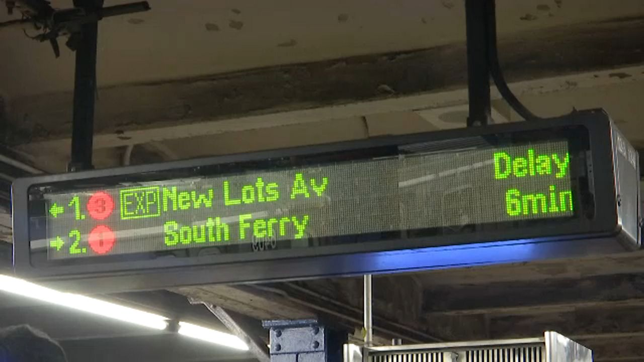 Is the MTA being more forthcoming in real-time about subway delays?