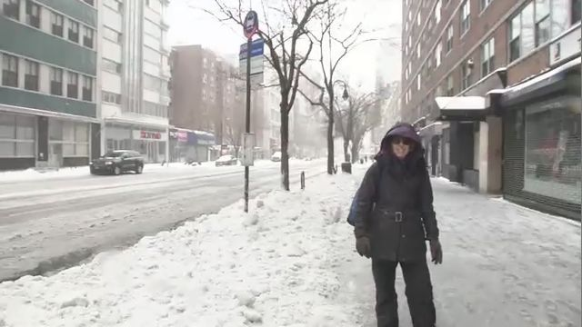 Straphangers Confront Suspensions, Delays as City Transit Pulls Away from Worst Snow