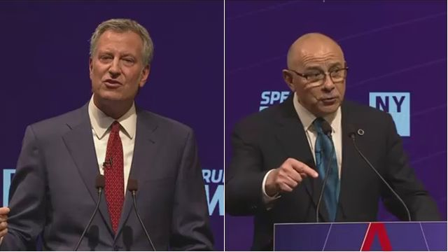 NY1 Democratic primary debate for mayor