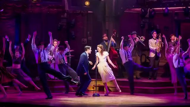 Theater Review: 'Bandstand'