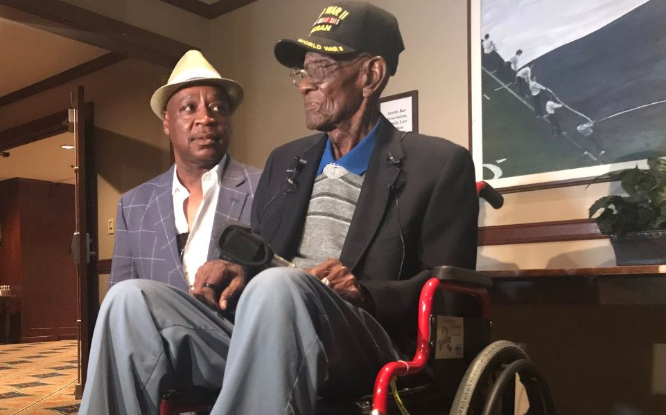 Happy 111th to World's Oldest WWII Vet Richard Overton